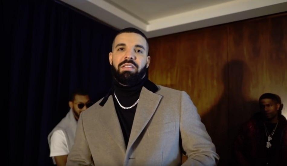 Dünyaca ünlü şarkıcı Drake milyon dolarlık kombiniyle şoke etti