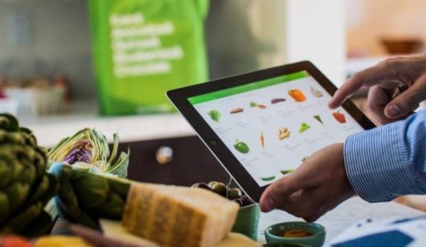 E-ticarette marketlerin payı artıyor