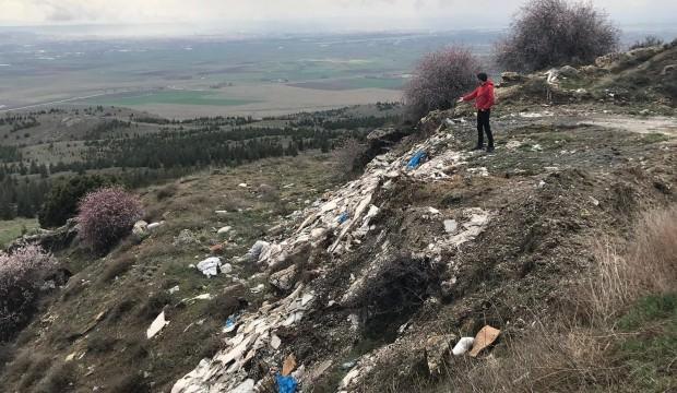 Eskişehir'de pes dedirten görüntü