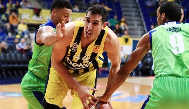Fenerbahçe Beko'da bir imza daha!