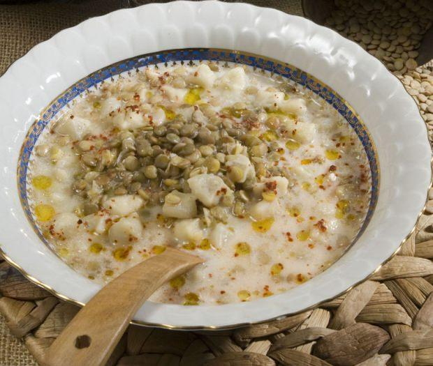 mantı çorbası tarifi