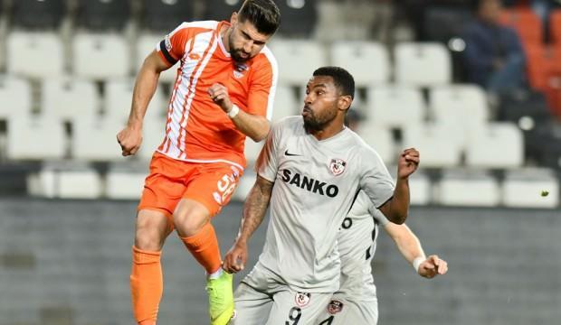 Gazişehir Gaziantep'ten 4 gollü galibiyet