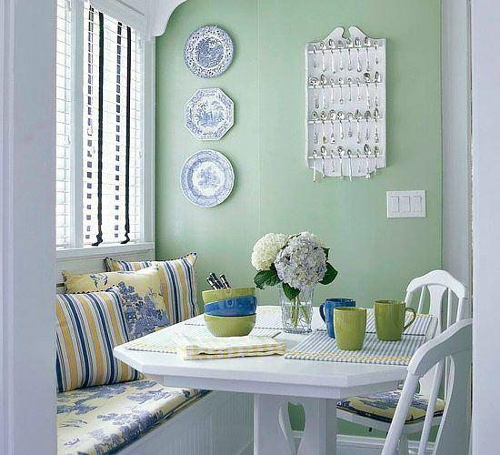 mutfak masası dekorasyon fikirleri