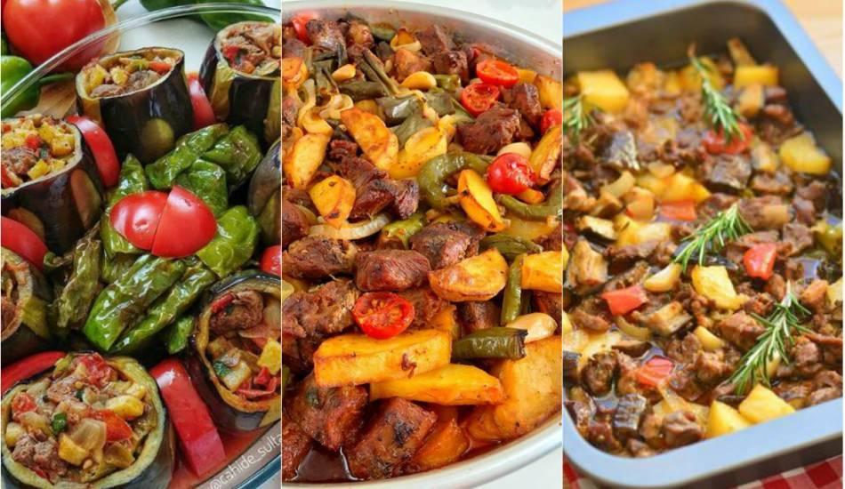 Yaz ayları için hafif yemek tarifleri