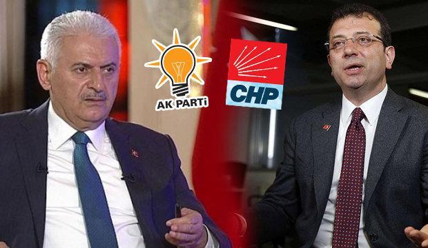 İstanbul'da AK Parti ile CHP arasında fark hızla düşüyor! Oylarda son durum