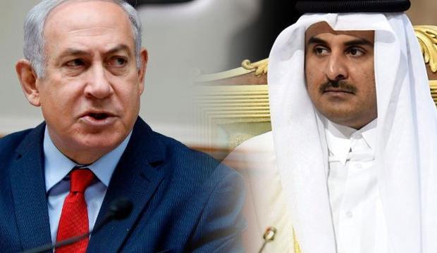 Katar İsrail'e patladı: Bu bir meydan okumadır