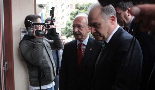 Kılıçdaroğlu'ndan Can Bartu'nun ailesine taziye ziyareti
