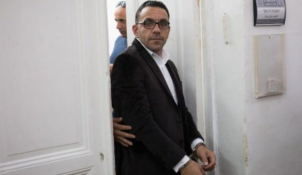 Kudüs Valisi gözaltına alındı