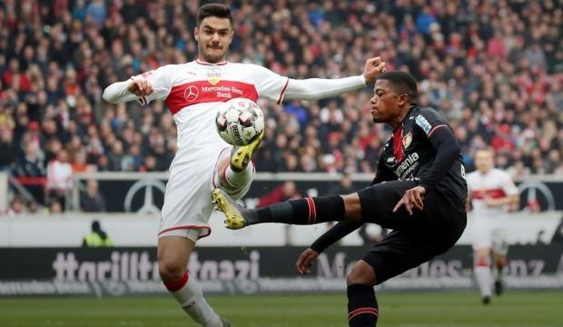 Ozan Kabak'lı Stuttgart yine kaybetti!