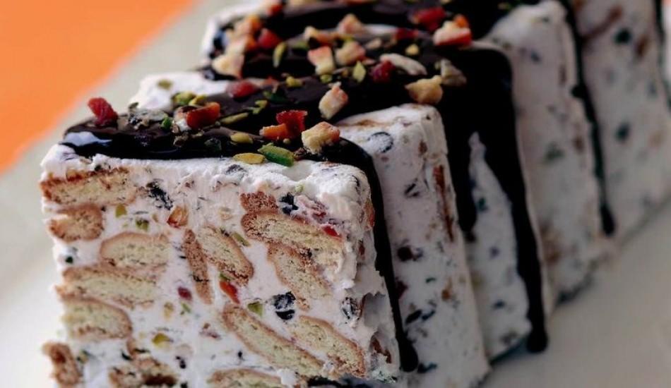Pratik buzluk pastası tarifi