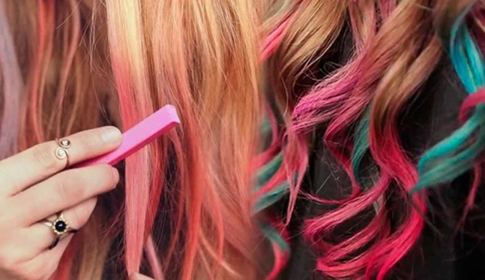 Saç tebeşiri nasıl uygulanır? Saç tebeşiri zararlı mıdır?