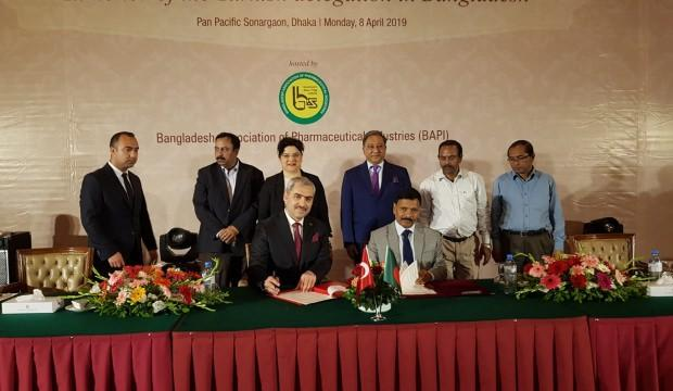 Türkiye ile Bangladeş anlaştı! İmzalar atıldı