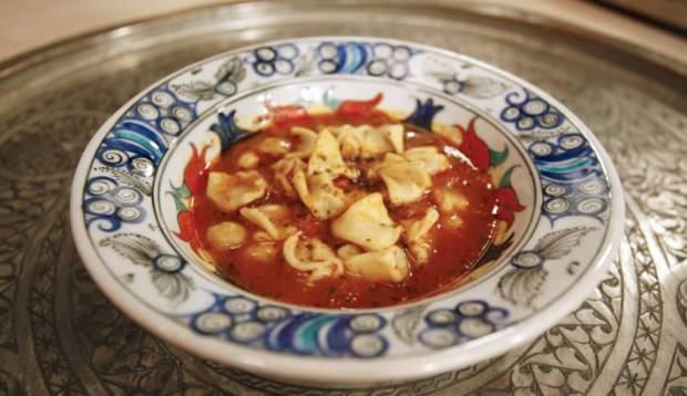 Yüksük çorbası nasıl yapılır?