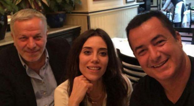 Faruk Aksoy, Cansu Dere ve Acun Ilıcalı
