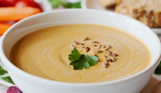 Enfes köz patlıcan çorbası tarifi
