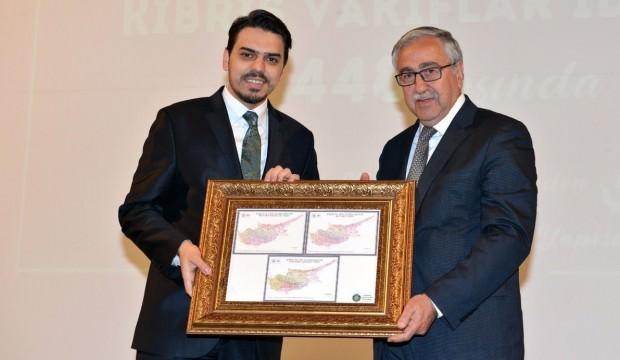 Abdullah Eren: Kıbrıs Türklerinin bizim için çok ayrı bir yeri var