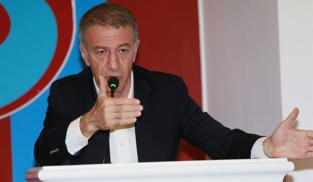 Ahmet Ağaoğlu'ndan o futbolcuya: Helal olsun