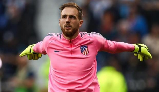 Atletico Madrid'den Oblak'a yeni sözleşme