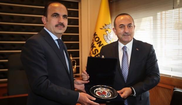 Bakan Çavuşoğlu: Milletimizin hissiyat ve sesine tercüman olduk