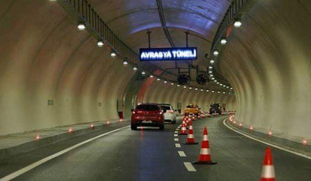 Bakan Turhan'dan Avrasya Tüneli açıklaması