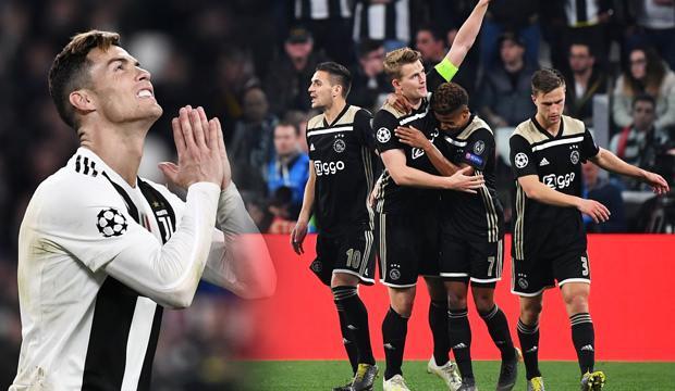 Devler Ligi'nde büyük sürpriz! Ronaldo veda etti