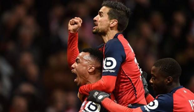 Lille, Paris Saint-Germain'i bozguna uğrattı