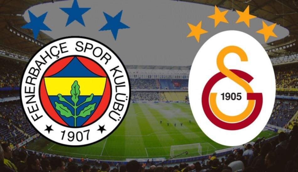 Fanatik ünlülerden Fenerbahçe- Galatasaray derbi pozları!