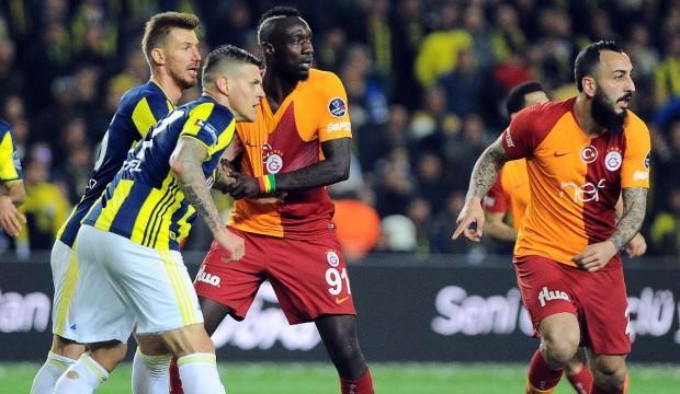 Galatasaray, Fenerbahçe'nin unvanını aldı