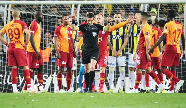 Galatasaray'dan 7:41 dakikalık videolu isyan!