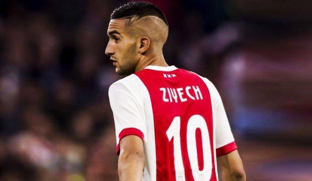 Ziyech için resmi transfer açıklaması!