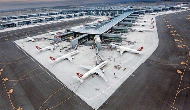 İstanbul Havalimanı'nda hedef 100'ler kulübü