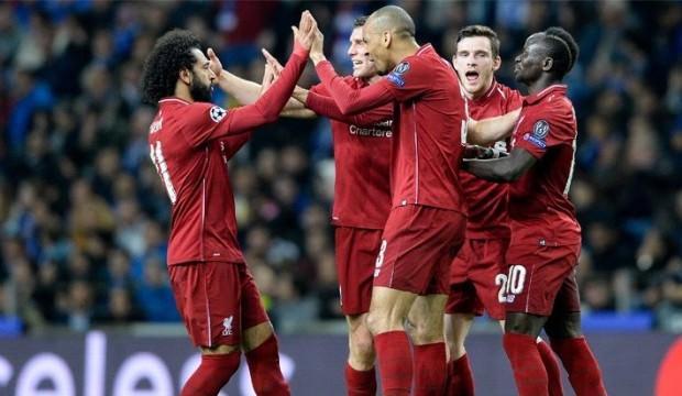 Liverpool, Portekiz'de rahat turladı!