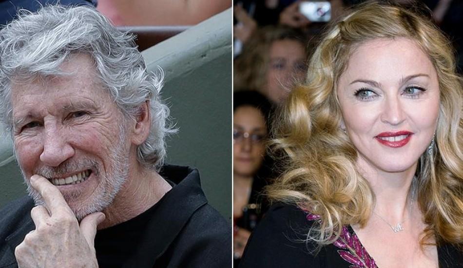 Roger Waters'ten Madonna'ya: İsrail'de yapılan Eurovision'a çıkma!