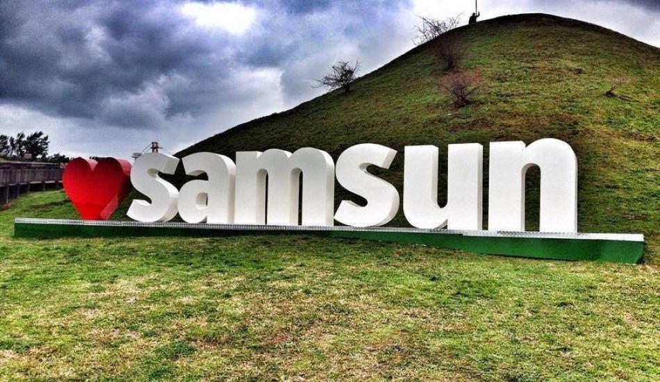Samsun'da gezilecek yerler