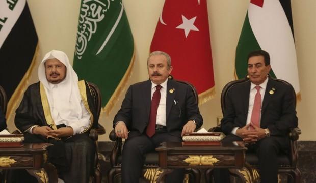 TBMM Başkanı Şentop'tan Irak'ta önemli açıklamalar