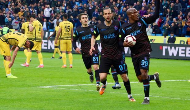 Trabzonspor seriye bağladı!