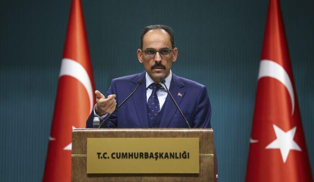 İbrahim Kalın'dan 'İstiklal Marşı' krizine ilişkin sert tepki!