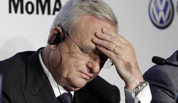 Volkswagen'in eski CEO'su hakkında dava açıldı