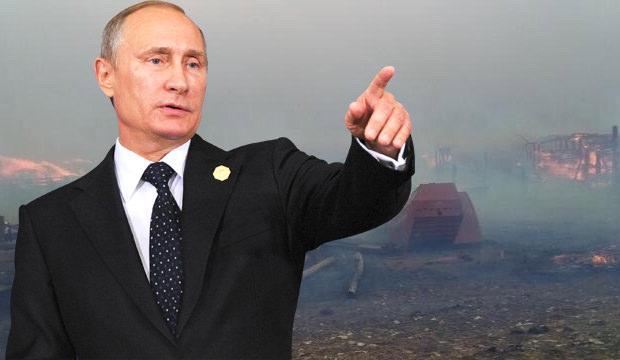 Çin'de başladı, Rusya'ya yayıldı! Putin'den talimat