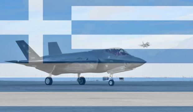 Yunanistan ABD'den F-35'ler için fiyat istedi: Bize kaça olur?