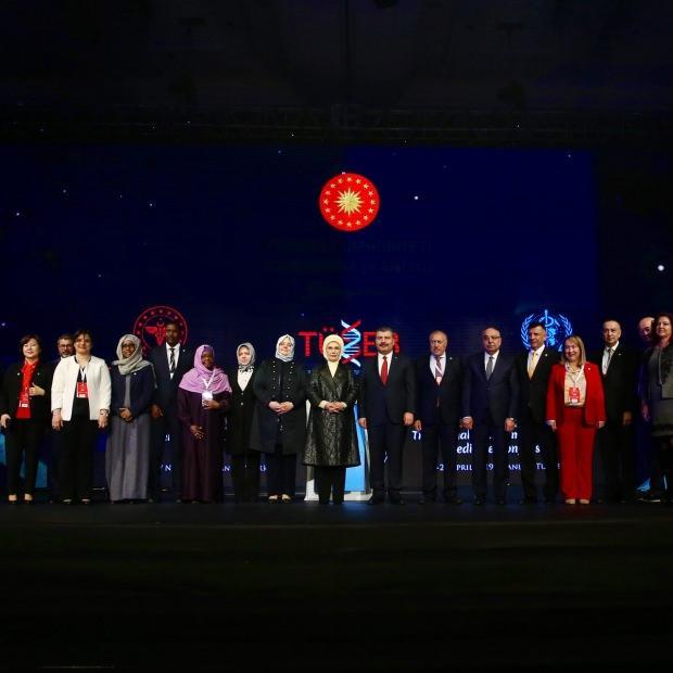 emine erdoğan geleneksel tıp kongresi