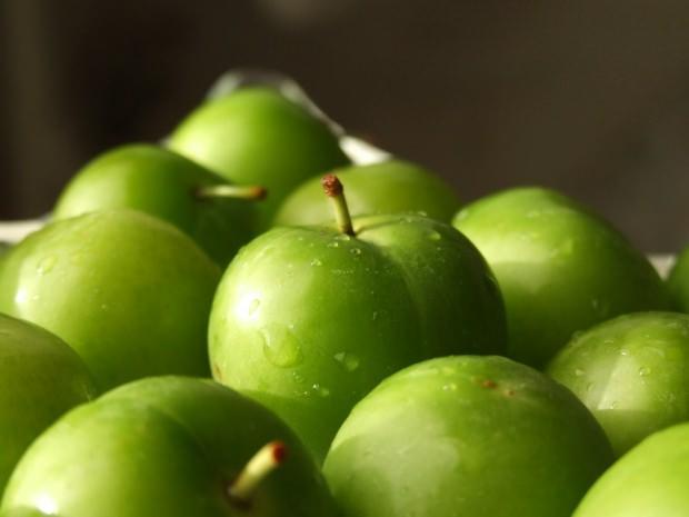 yeşil erik