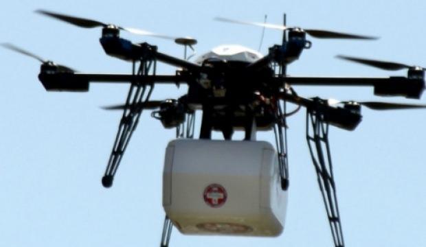 """Afrika'ya ilaç dağıtımında """"drone"""" dönemi"""