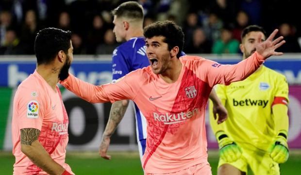 Barcelona şampiyonluk için gün sayıyor