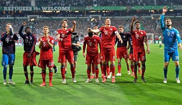 Bayern Münih gol düellosuyla finale çıktı!