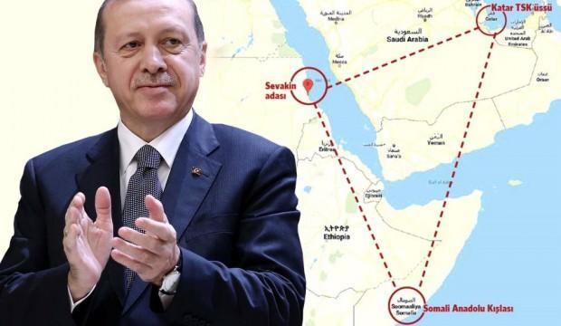 Türkiye'den Sudan'daki Sevakin Adası Flaş Açıklama