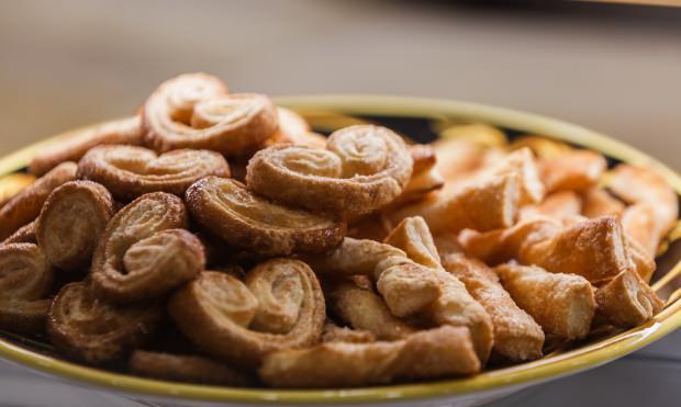 palmier kurabiye