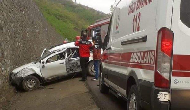 Hastane dönüşü feci kaza: Ölüler ve yaralılar var