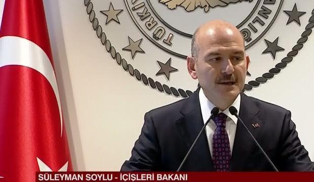 Kılıçdaroğlu'na saldırı sonrası Süleyman Soylu açıklamalarda bulunuyor