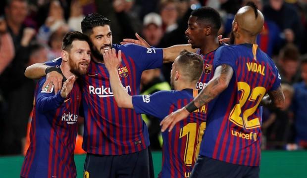 Messi attı, Barcelona şampiyonluğunu ilan etti